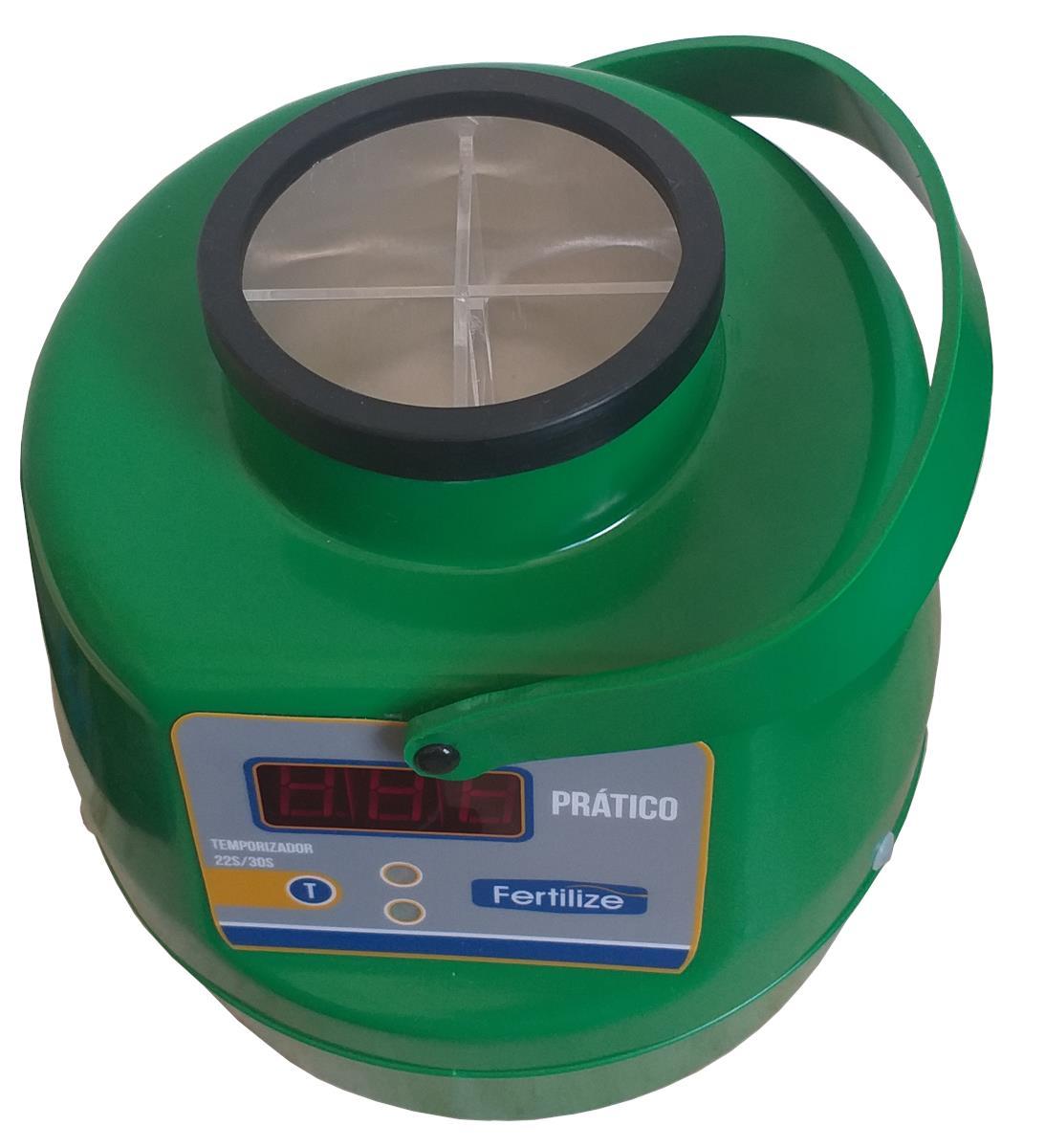 Higiene no trabalho de IATF com o descongelador eletrônico de sêmen e embriões Fertilize